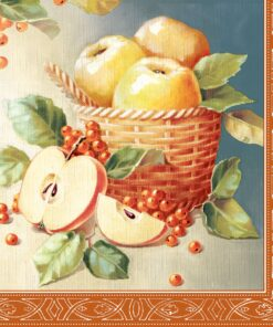 Șervețel – Apple Picking – 33×33 cm