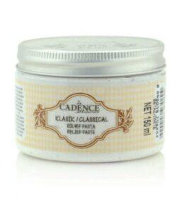 Pastă relief clasică - 150 ml - Cadence