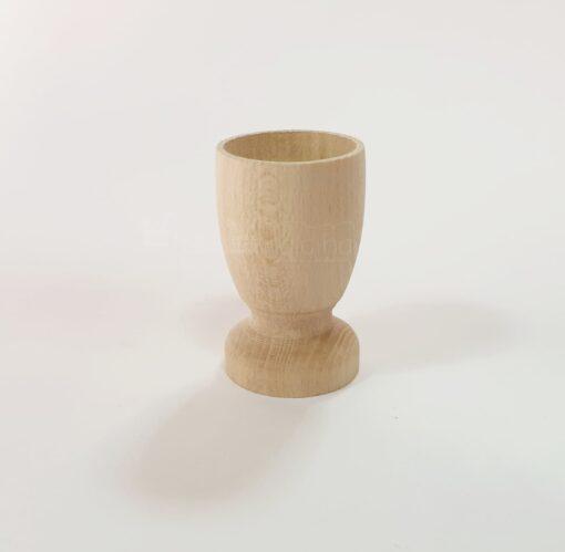 Suport din lemn natur – ou – h7 cm