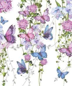 Șervețel – Butterfly Splash – 33×33 cm