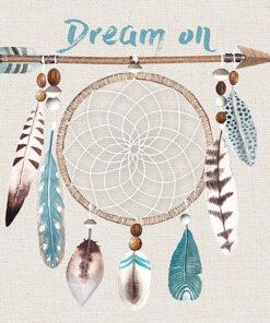 Șervețel – Dream On – 33×33 cm