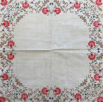 Șervețel – Cross Stitch Frame – 33×33 cm 1