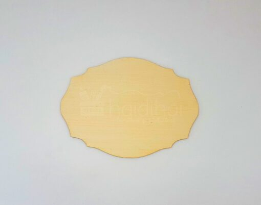 Placă ornamentală - MDF - TAG 1