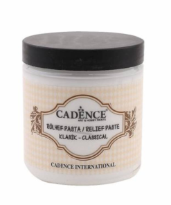 Pastă relief clasică - 250 ml - Cadence