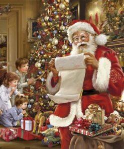 Șervețel - Christmas Eve - 33x33 cm