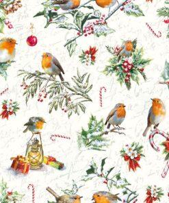 Șervețel - Christmas Ornaments - 25x25 cm