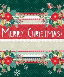 Șervețel - Lovely Christmas - 33x33 cm
