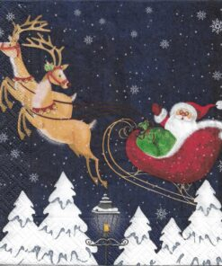 Șervețel - Magic of christmas -33x33 cm
