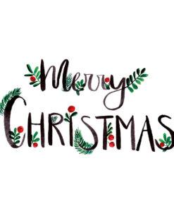 Șervețel - Merry Christmas - 25x25 cm