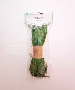 RAFFIA, 30G - green