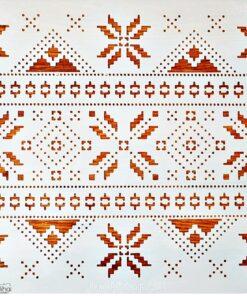 Șablon – Anatolia Pattern – 8041- 30×30 cm