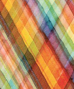 Șervețel - Abstract Tartan - 33x33 cm