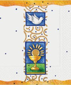 Șervețel - Communion Cup - 33x33 cm
