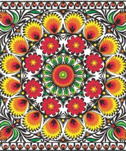 Șervețel - Traditional polish - 33x33 cm