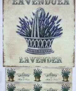 Hârtie de orez - La Vendula - A5