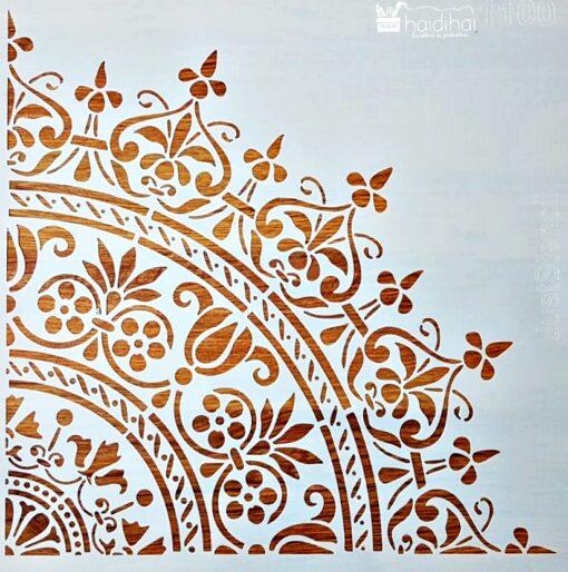 Șablon pentru pereți 1100 - 50x50 cm