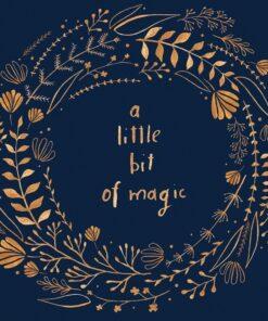 Șervețel- A little Bit Of Magic - 33x33 cm