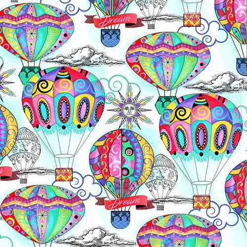 Șervețel - Ballon Dream - 33x33 cm