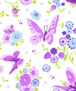 Șervețel - Beautiful Butterfly - 33x33 cm