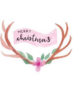 Șervețel - Christmas Harmony - 33x33 cm