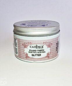 Pastă de relief transparentă - CADENCE - 150 ml
