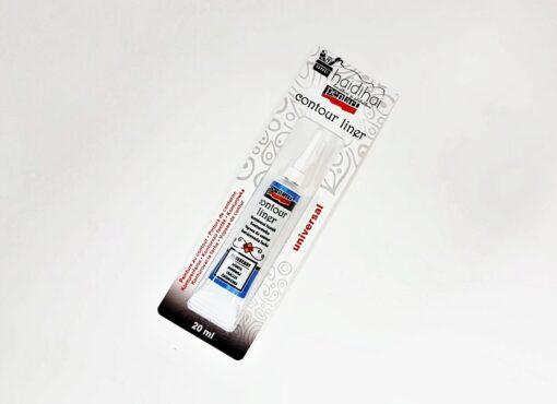 Vopsea contur - Blueberry - 20 ml - Pentart