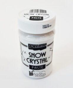 Pasă de zăpadă cristalină - 100 ml- Pentart