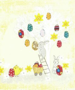 Șervețel Decoupage - Easter Tree - 33x33 cm