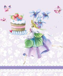 Șervețel - Purple Dreams - 33x33 cm