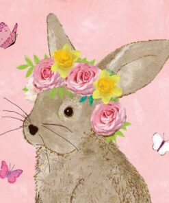 Șervețel Decoupage - Easter Beauty - 33x33 cm