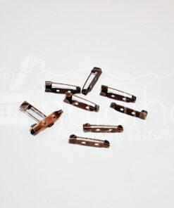 Ac metalic - broșă Cupru - 1 gr