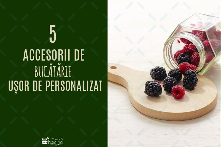 5 accesorii pentru bucătărie ușor de personalizat 9