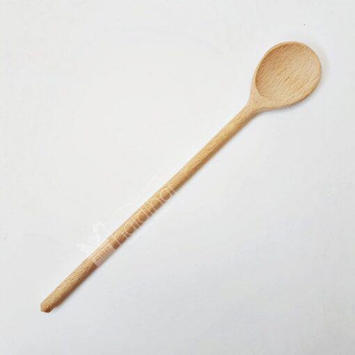 Lingură din lemn – model simplu – L 29 cm
