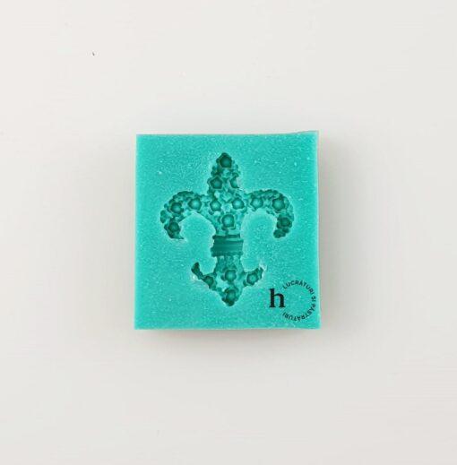 Matriță silicon - Decorative Element Lily - 3X3,2 cm 1