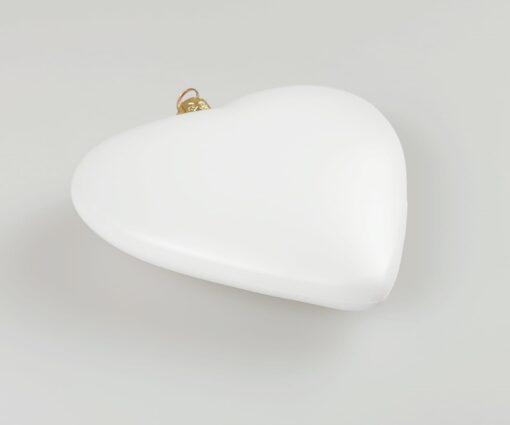 Inimioară - decorațiune crăciun - 9 cm 2