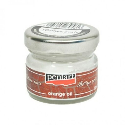 Patina de invechire - alb - 20 ml - Pentart 1