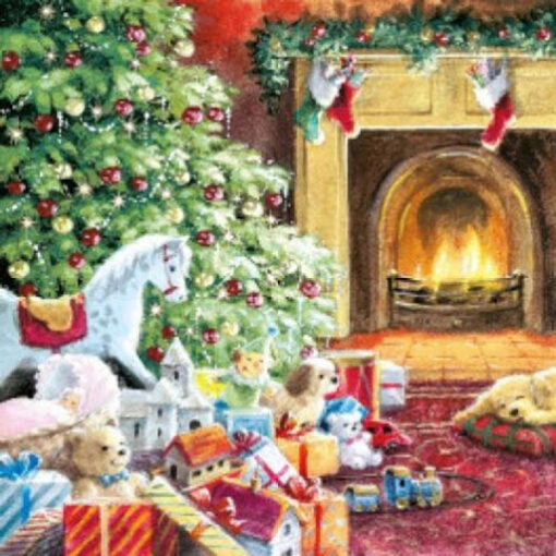 Șervețel - Christmas Eve - 33x33 cm 1