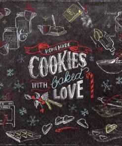 Șervețel - Homemade Cookies -33x33 cm
