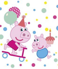 Șervețel - Cute Little Pigs - 33x33 cm