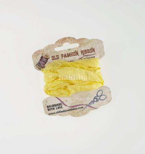 Panglică bobină - Yellow - 1.2 m 1