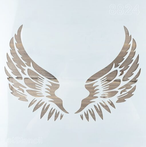 Șablon - Wings - 30x30 cm 1