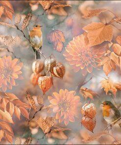 Șervețel - Orange Autumn - 33x33 cm